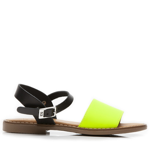 Thumbnail images of Step2wo Sky - Neon Sandal