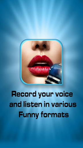 Voice Changer HD with Effects