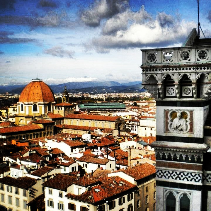 Florence, Il Duomo: Sprawing City Views - Urban Landscapes Yearning to be Explored