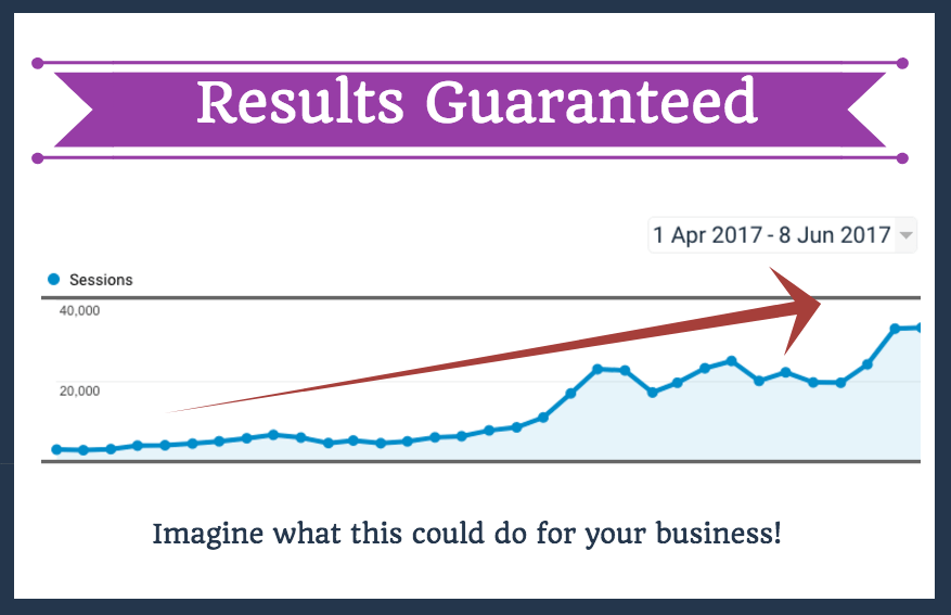 SEO Course Results Guaranteed