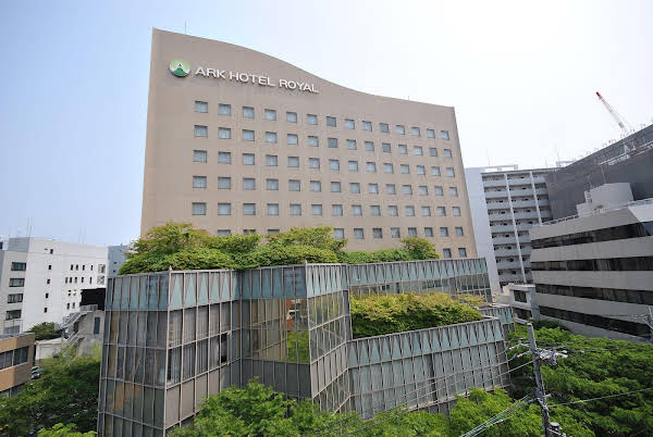 Ark Hotel Royal Fukuoka Tenjin