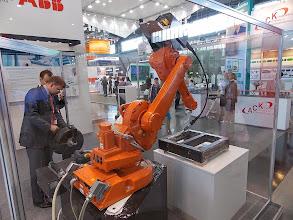 Photo: ABB, кстати сказать, знает толк в промышленных роботах