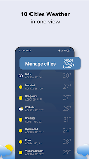 Download Weather - By Xiaomi For PC Windows and Mac apk screenshot 7