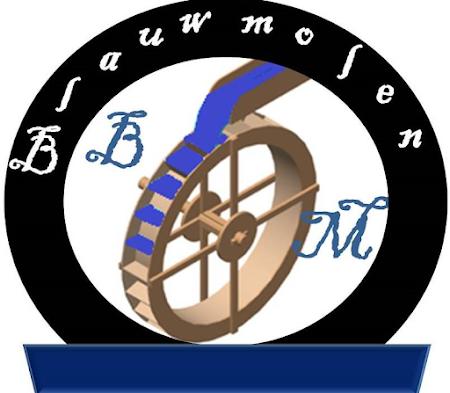Recreatiedomein Blauwmolen logo