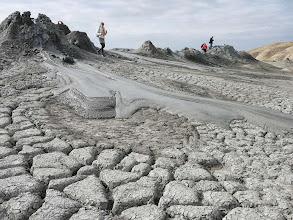 Photo: Gobusztáni iszapvulkánok Gobusztán, iszapvulkán, vulkánosság iszapvulkánok, Azerbajdzsán