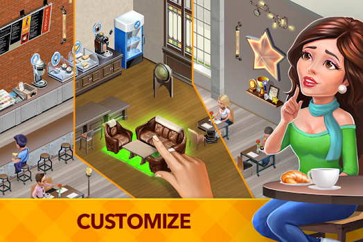 My Cafe: Recipes and Stories - World Cooking Game