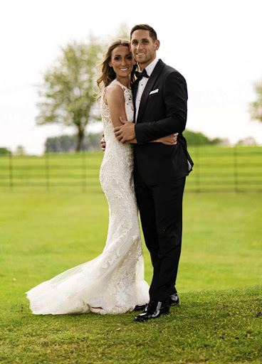 Supersport United and Bafana Bafana skipper Dean Furman recently tied the knot with his longtime sweetheart, Natasha.