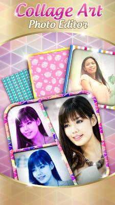 Collage Art Photo Editor - screenshot