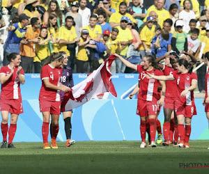 Canada verrast USA op Olympische Spelen