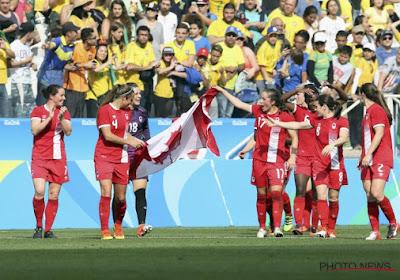 Le Canada s'impose face à la Nouvelle-Zélande et valide son ticket pour les 1/8 de finale