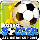 Pongo Soccer AFC Asian Cup2016