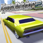 Limo Driving 3D Simulator 2