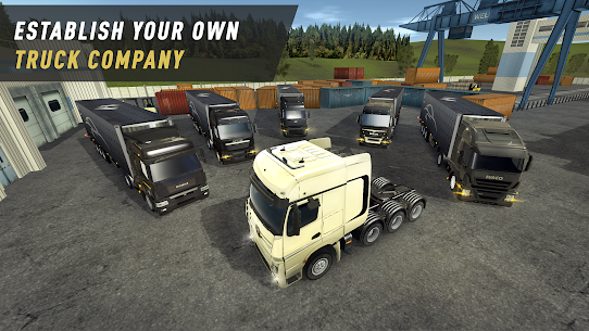 Truck World: Euro & American Tour (Simulator 2020) Apk Download For Android and Iphone 3