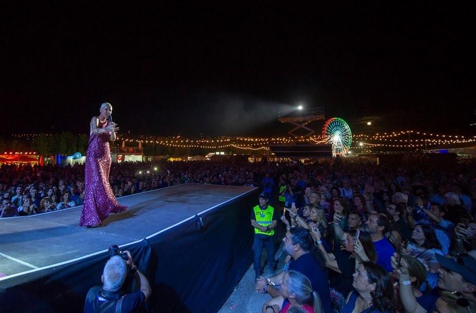 Festival de música e vinho em Lamego ofereceu fim de semana de sonho