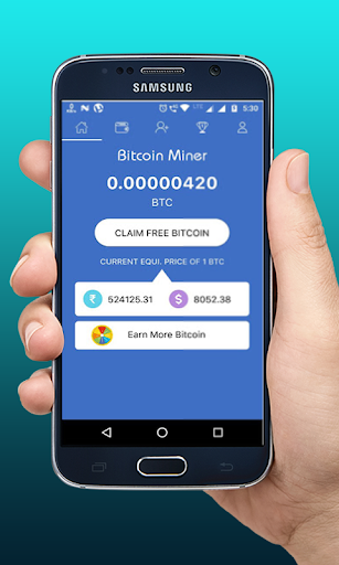 Download Bitcoin Maker - BTC Mining Mobile Pool Google Play
