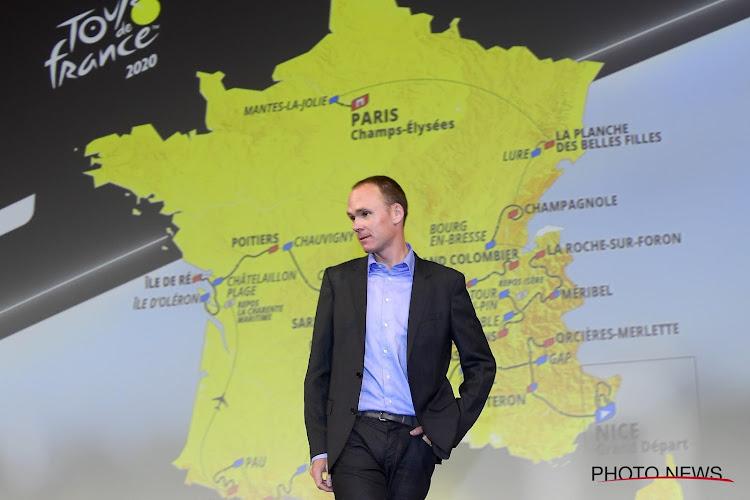 """Froome nadat carrière aan zijden draadje hing: """"Vertrouwen dat ik volgend jaar de Tour kan rijden"""""""