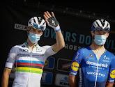 Yves Lampaert en Julian Alaphilippe blijven positief na Dwars door Vlaanderen