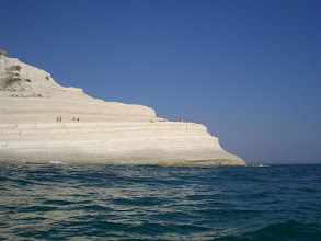 Photo: Scala dei Turchi (AG)