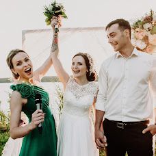 Wedding photographer Andrey Panfilov (alcaida). Photo of 21.06.2018