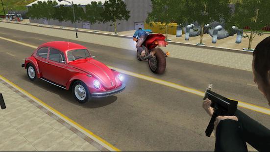 City Gangster Town Crime Simulator - náhled