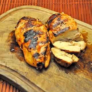 Grilled Citrus Chicken Recipe