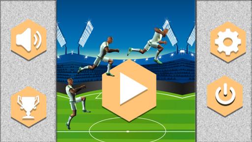 Real Kick - Soccer Dash