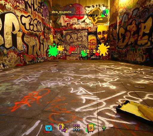 Cool Wallpaper Graffiti Theme 1.0.0 Windows u7528 1