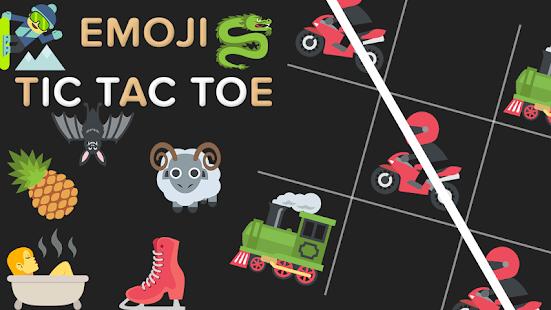Tic Tac Toe For Emoji - náhled