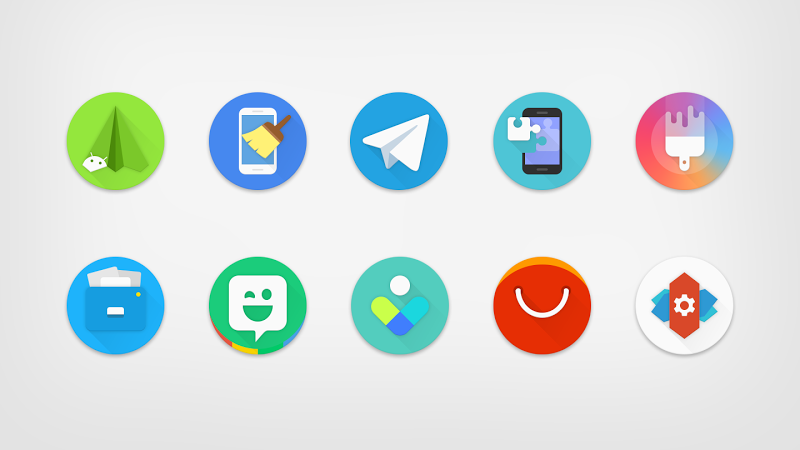 PIXELICIOUS ICON PACK v3.4 [Paid]