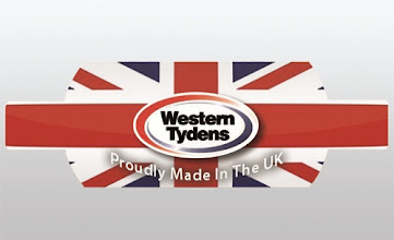Photo: Sticker for Western Tydens LTD.