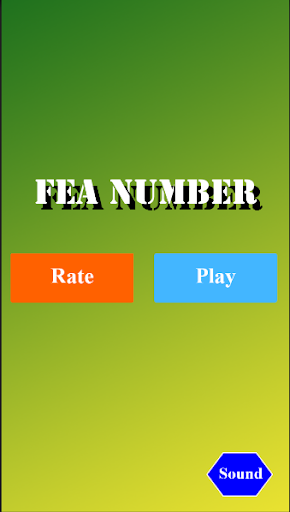 Fea Number