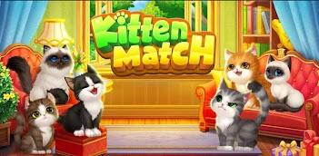 Kitten Match kostenlos am PC spielen, so geht es!
