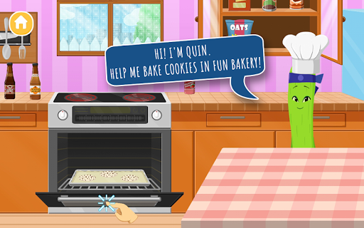 Fun Bakery - Fruits Vs Veggies - screenshot