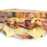 Reuben Sandwich Combo