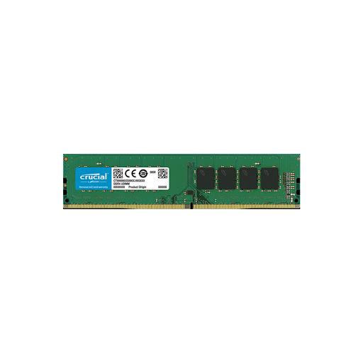 Bộ nhớ/ Ram Crucial 4GB DDR4 2400 (CT4G4DFS824A)