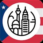 Malásia – Guia de Viagem icon