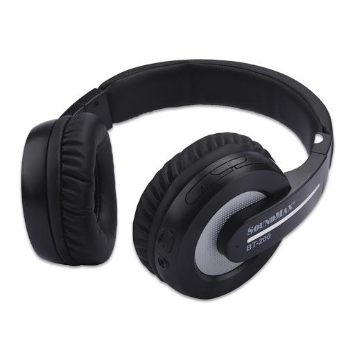 Tai nghe bluetooth Soundmax BT200