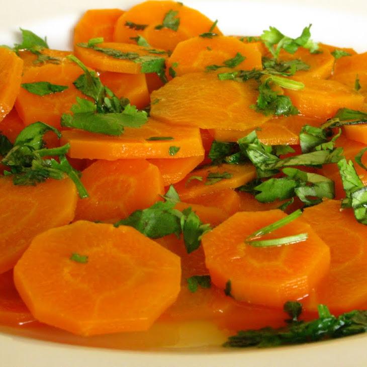 Vichy Carrots