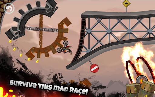 Mad Road: Apocalypse Moto Race