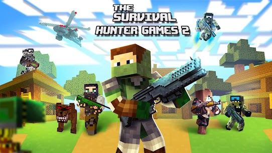 The Survival Hunter Games 2 1