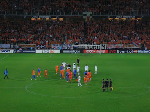 Photo: Nederland Europees kampioen -21 jaar......