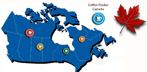 Coffee Finder Canada   Apps on Google Play