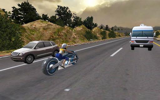 Racing Girl 3D apkdebit screenshots 4