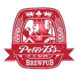 Logo for Peter Bs Brewpub
