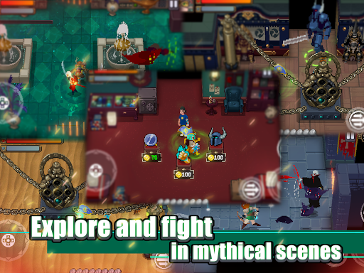 Otherworld Legends 1.0.12 screenshots 20