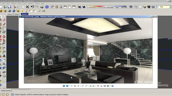 2D+3D Sketchup Manual For PC- screenshot thumbnail