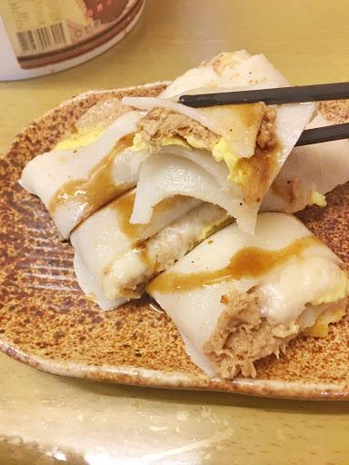 鮪魚河粉+薯泥💕💕