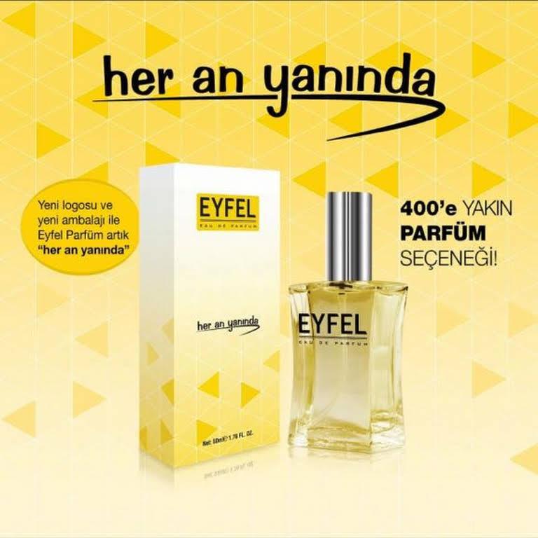 Eyfel Parfüm Eminönü Parfümeri