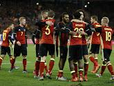 Seize Diables Rouges s'attaquent à l'Union Belge !