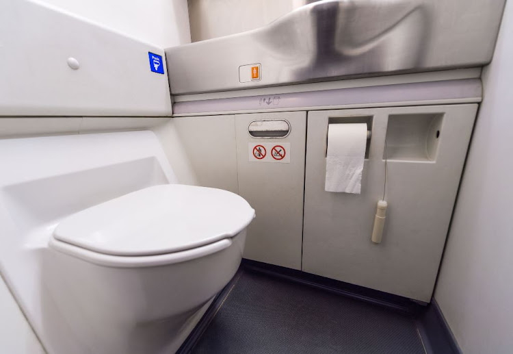 Airplane toilets: what really happens when you flush 12km up?